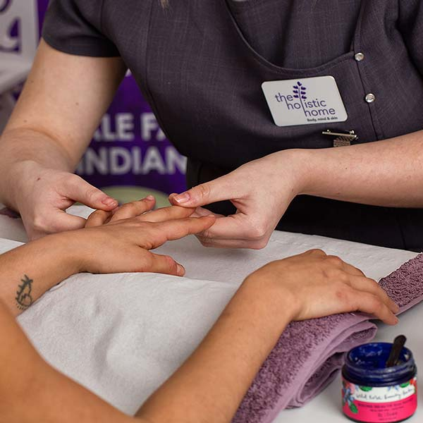 Manicures and Pedicures Kent