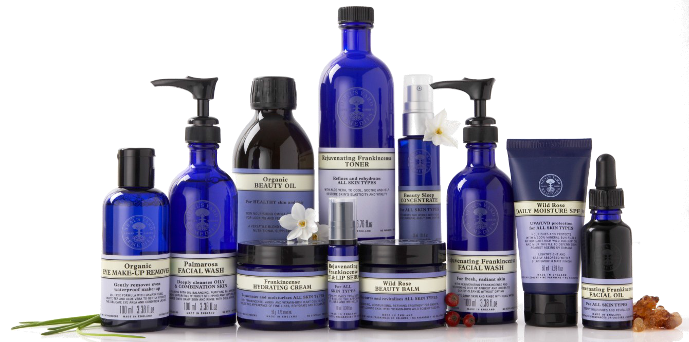 Neal's Yard Remedies available in New Romney Kent